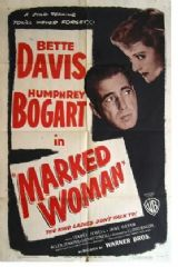 Marked Woman 1937 DVD - Bette Davis / Humphrey Bogart